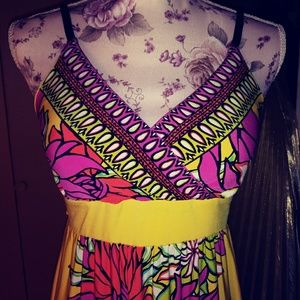 Summer cruisin' maxi dress